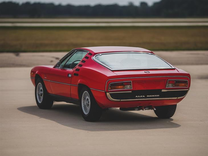 Classic 1971 Alfa Romeo Montreal By Bertone For Sale
