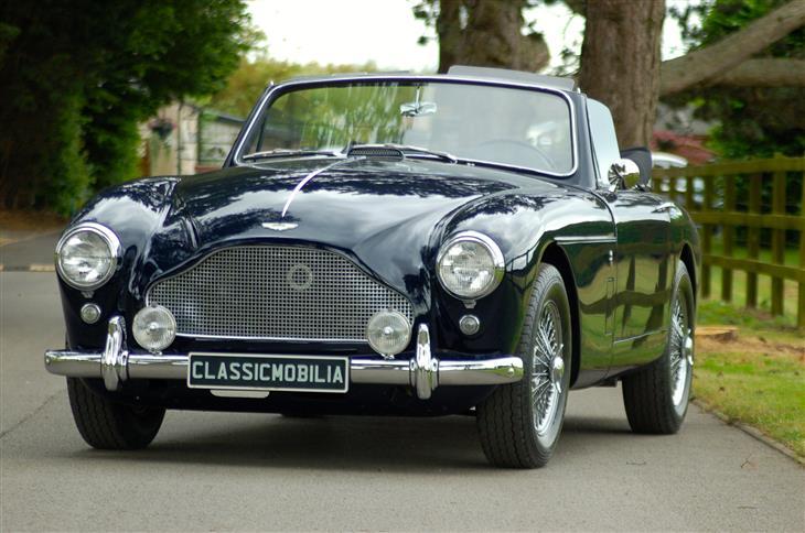 Classic Aston Martin Db Mkiii Drophead For Sale Classic Sports Car Ref Milton Keynes
