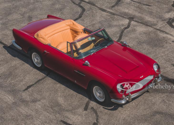 Classic 1965 Aston Martin Db5 Vantage Convertible For Sale Classic Sports Car Ref California