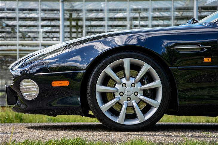 Classic Aston Martin Db7 Vantage Volante Manual Gearbox For Sale Classic Sports Car Ref Flevoland