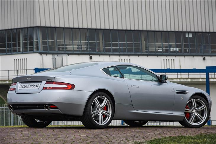 Classic Aston Martin Db9 Coupé New From Dealer For Sale Classic Sports Car Ref Flevoland
