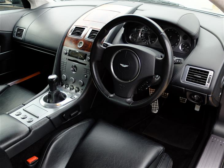 Classic Aston Martin Db9 V12 Rare 6 Speed Manual Ju For Sale Classic Sports Car Ref Scotland