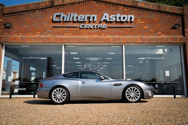 Classic Aston Martin Vanquish V12 For Sale Classic Sports Car Ref Hertfordshire