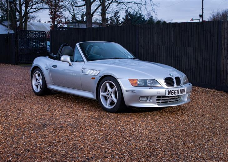 2000 Bmw Z3 Convertible 2 8 Litre For From Historics Auctions In Mercedes Benz World Surrey United Kingdom