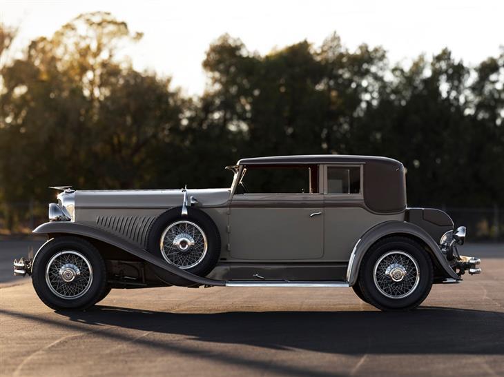 Duesenberg For Sale >> Classic 1932 Duesenberg Model J Stationary Victoria By