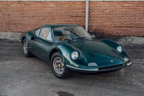 Classic Ferrari 246 Gt Dino For Sale Classic Sports Car Ref New York