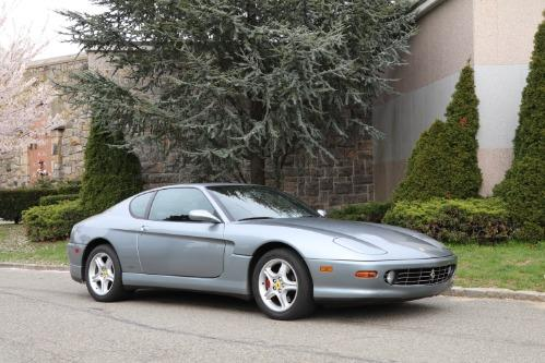 Classic Ferrari 456 Gta For Sale Classic Sports Car Ref New York