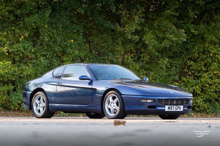 Classic Ferrari 456 Gt For Sale Classic Sports Car Ref Kent