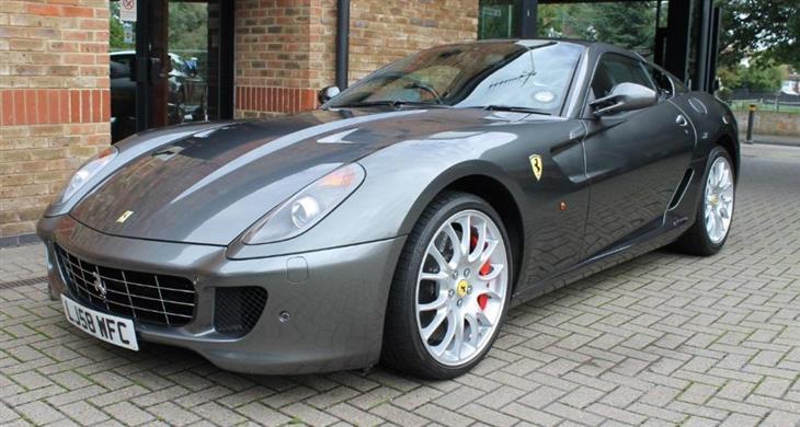 Classic Ferrari 599 Gtb Fiorano F1 For Sale Classic Sports Car Ref Kent