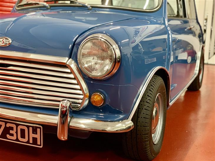 Classic Morris Mini Cooper S Mkii 1969 Full Restorat For Sale