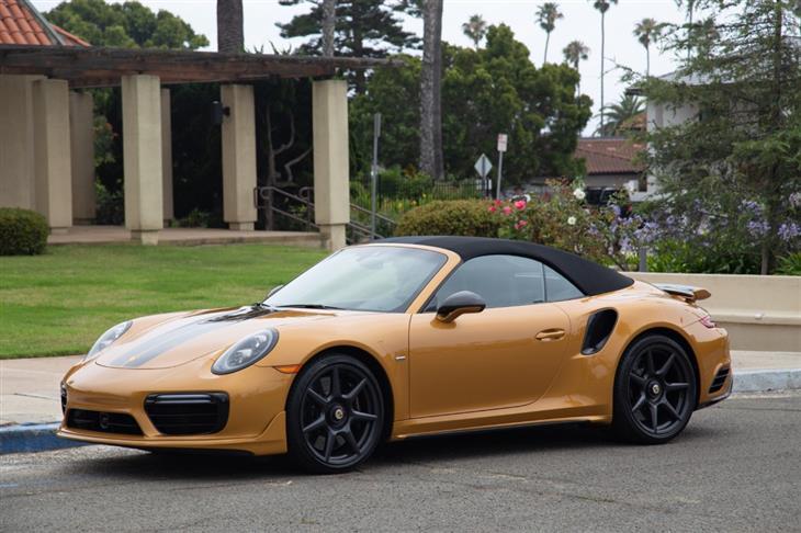 Classic 2019 Porsche 911 Turbo S Exclusive For Sale Classic Sports Car Ref California