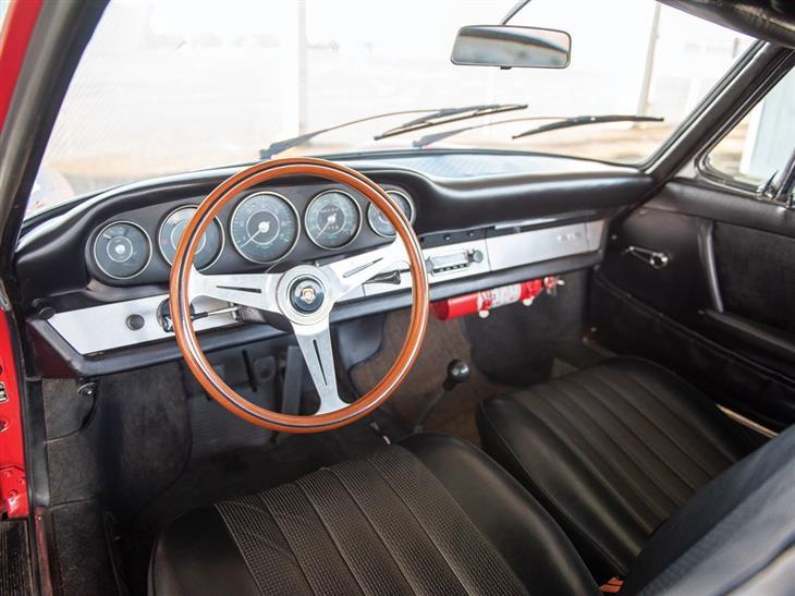 Classic 1967 Porsche 912 Soft Window Targa For Sale