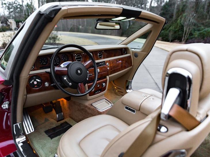Classic 2008 Rolls-Royce Phantom Drophead Coupe for sale ...