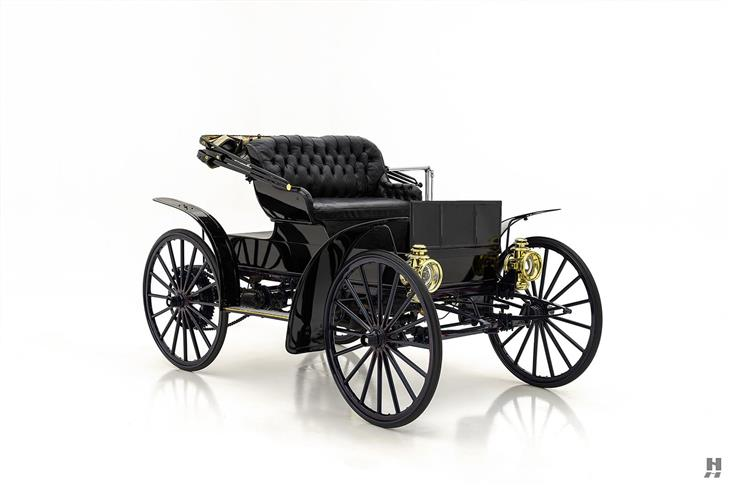 1909 Sears Model K Buggy (1909) For sale from Hyman, Ltd., in Missouri, United States