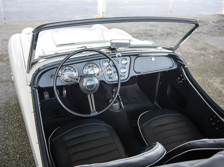 Classic 1962 Triumph TR3B for sale - Classic & Sports Car