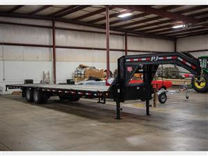 Classic 2018 Pj Trailers 40 Ft Flatbed Trailer For Sale Classic Sports Car Ref Ontario
